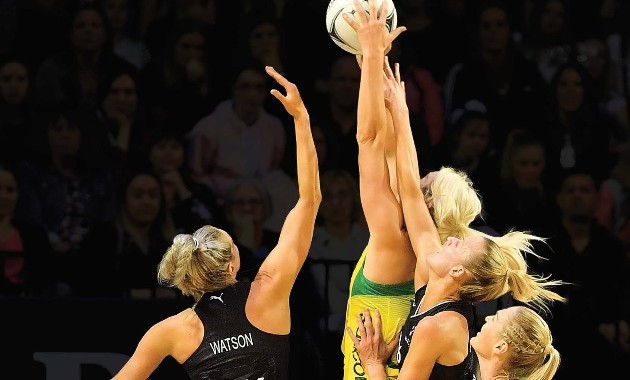 New netball book Will to Win offers lessons for all sports