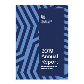 Charles Sturt 2019 Annual Report