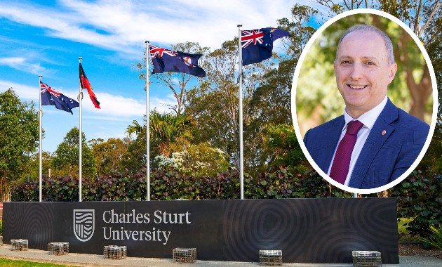 Charles Sturt ranks in top five for undergraduate employment
