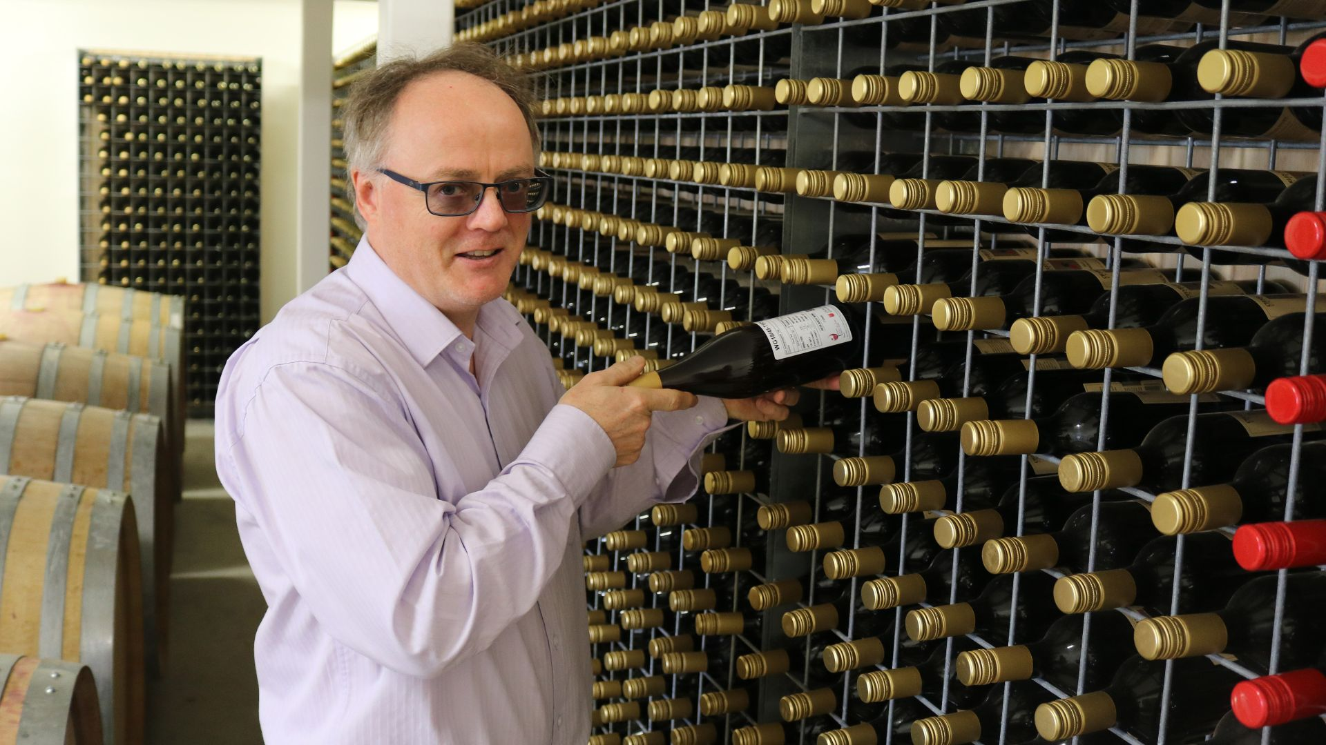 Vineyard to bottle: wine research to be showcased online