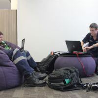 24/7 Learning Commons bean-bags thumbnail