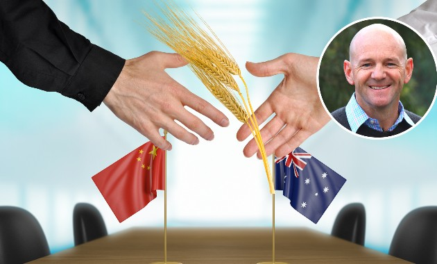Australia's agricultural sector - Keep calm, and don't worry about China