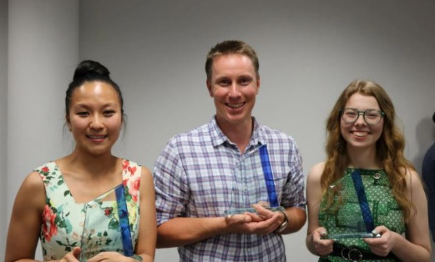 Pharmacy alumni honoured at inaugural ACT Excellence Awards
