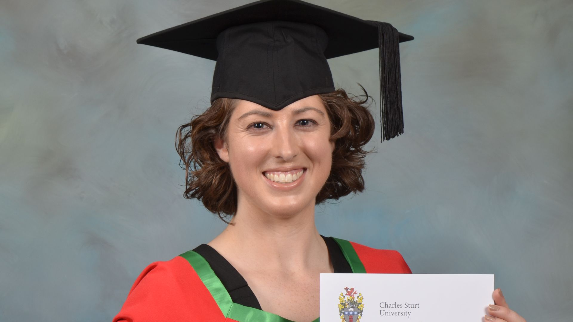 Canberra school teacher finds her voice and earns top postgraduate honour