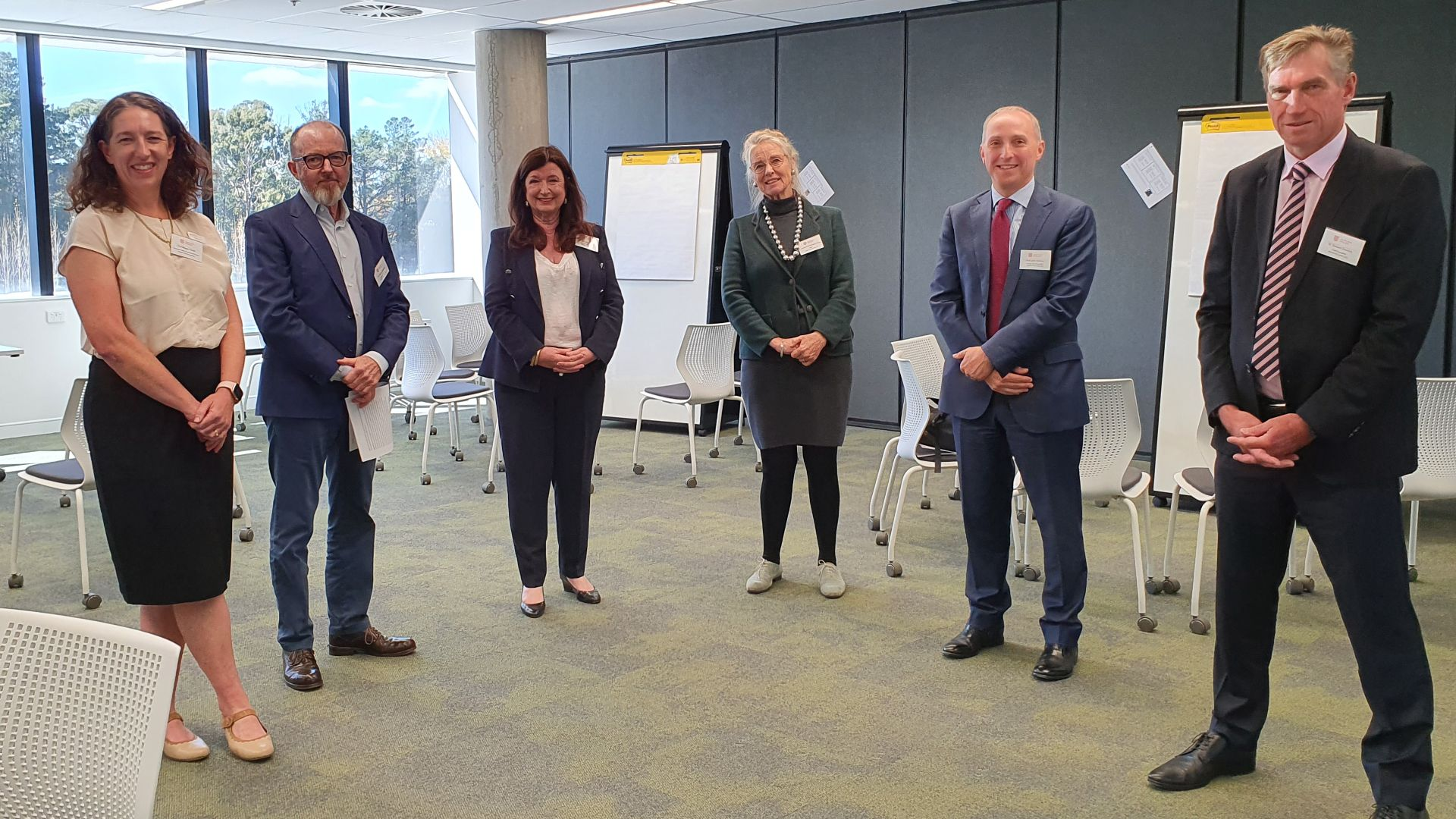 Academics and experts gather to workshop future of rural health research