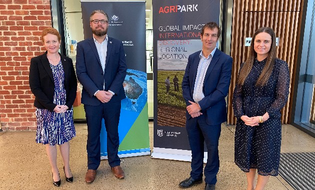 Partnership a step towards becoming global leaders in digital agricultural research and innovation