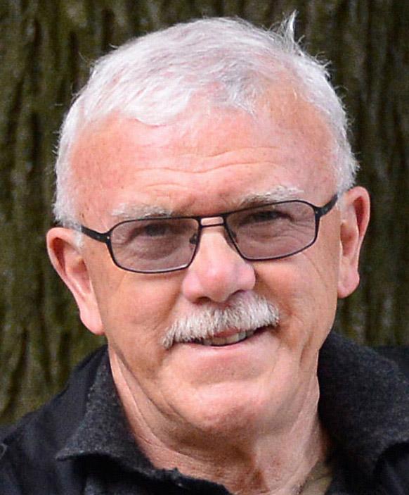 Portrait of Graham Lupp