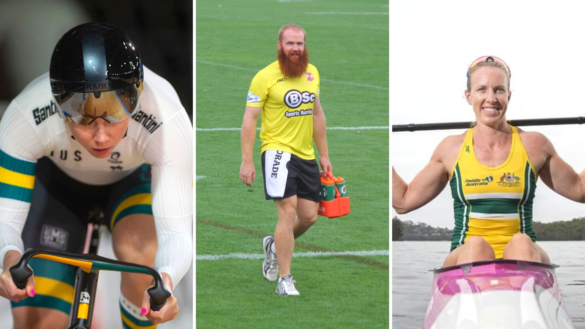 University's elite athletes to compete for Australia at Olympic Games