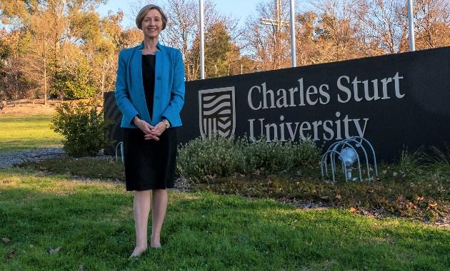 Ms Renée Leon appointed Charles Sturt University Vice-Chancellor