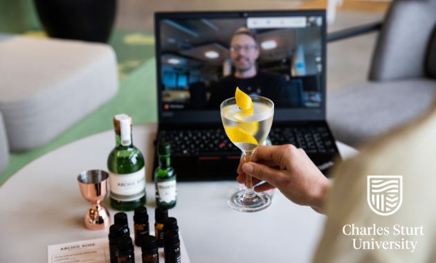Virtual Blend your own Gin Class