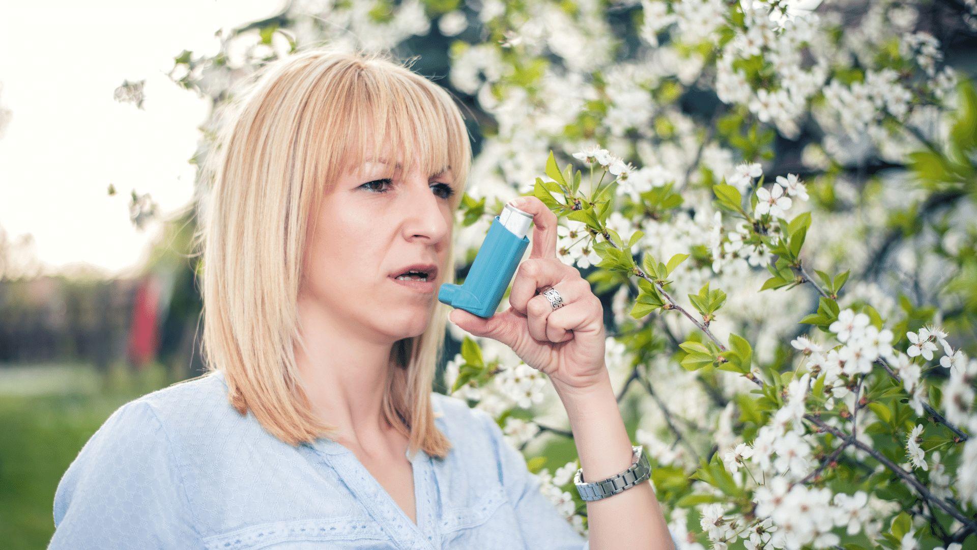 Spring thunderstorm season and COVID make preparations for asthma season vital