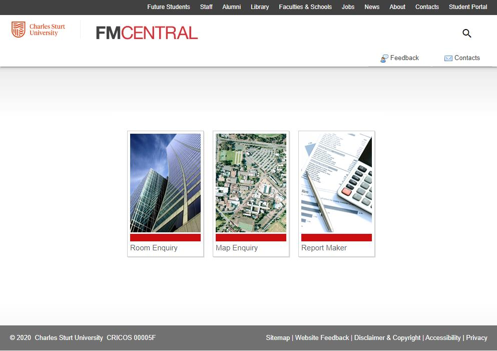FMCentral Screen Shot