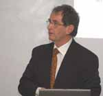 Professor Geoff Scollary was awarded the Graham Gregory trophy for 2007.