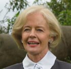 The Honorable Ms Quentin Bryce, AC, Governor General of Australia.
