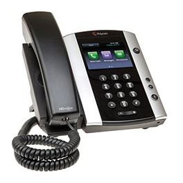 VVX501 Enhanced Workspace Telephone