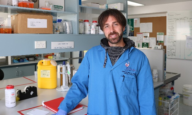 Dr Pierluigi Reveglia's research a celebration of international collaboration