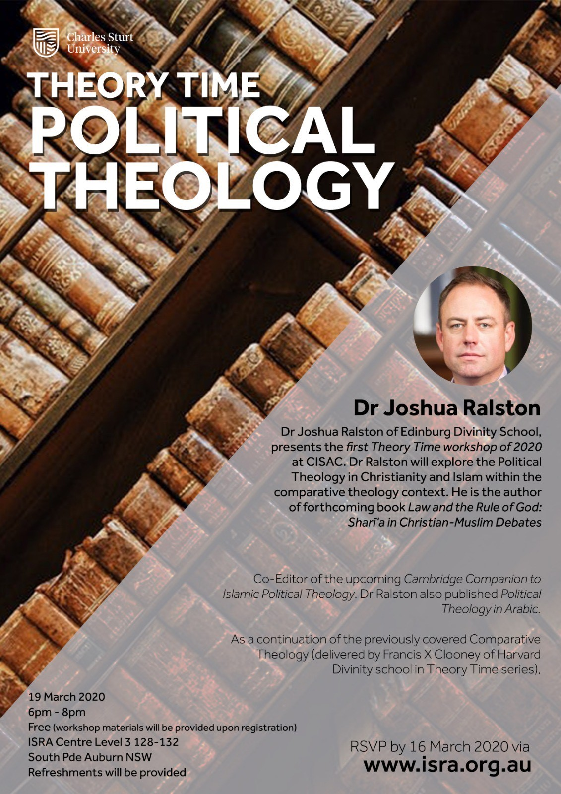 Theory Time Political Theology