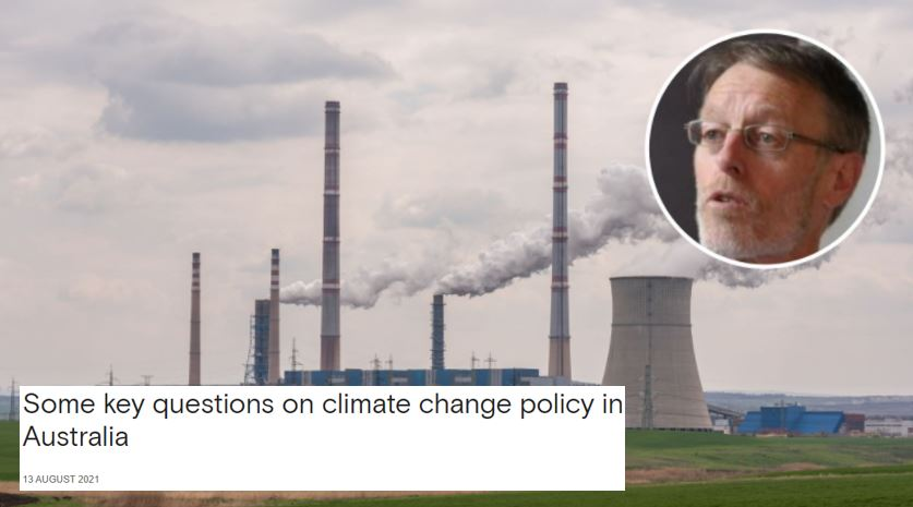 climate change opinion piece