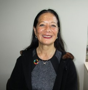 Ms Patricia Garcia