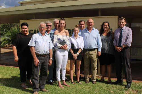 Gilgandra Shire supports nursing students