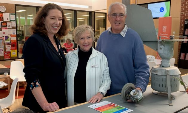 Charles Sturt is helping Wagga Wagga residents to breathe  easier