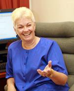 Professor Toni Downes, Dean of the CSU Faculty of Education