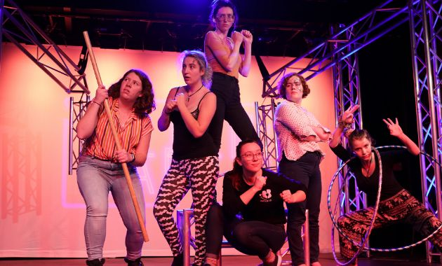 New student play opens at Ponton Theatre