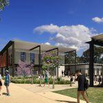3D Rendering of the Academic Hub