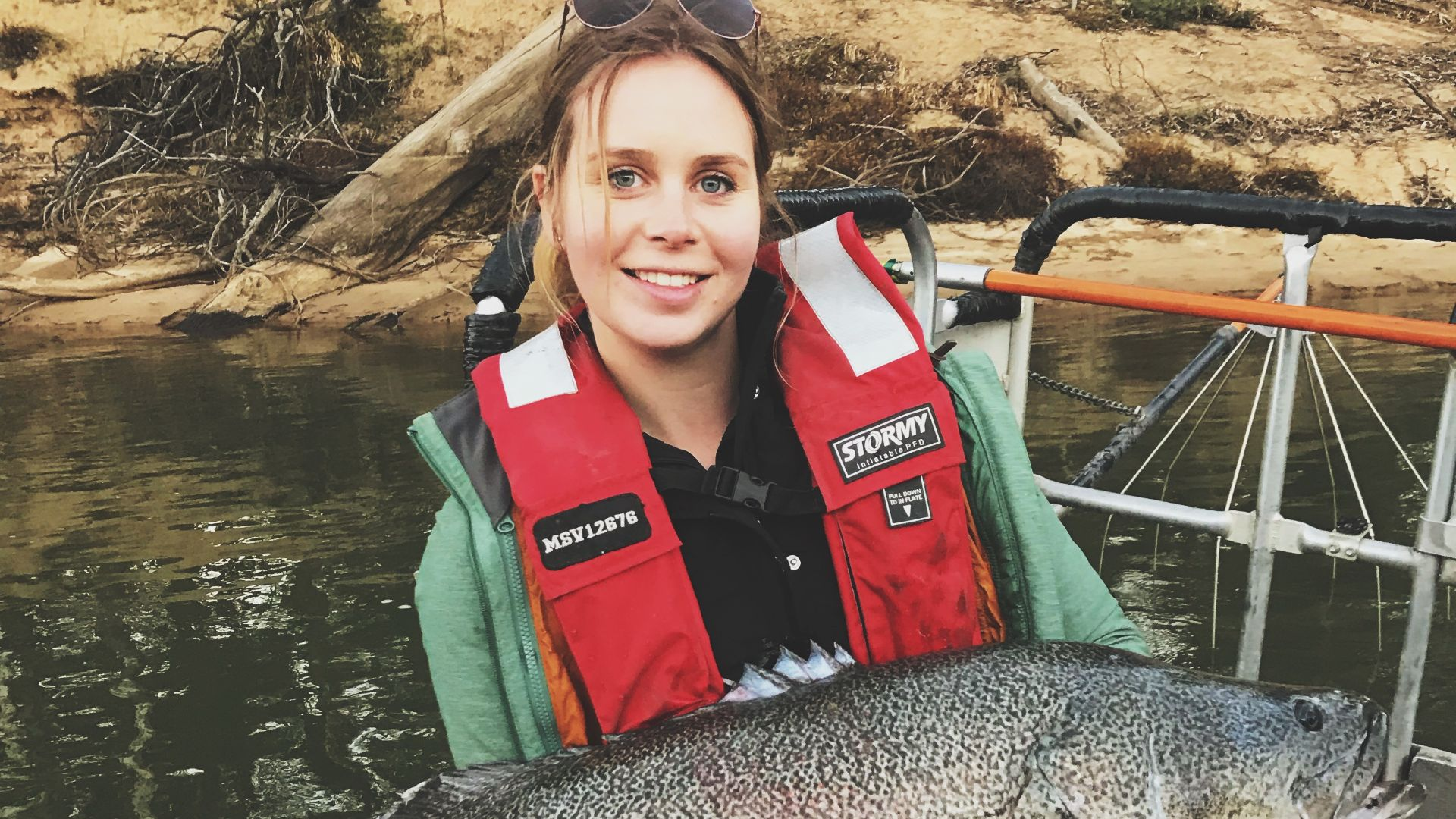 New Charles Sturt research shows fish have feelings too