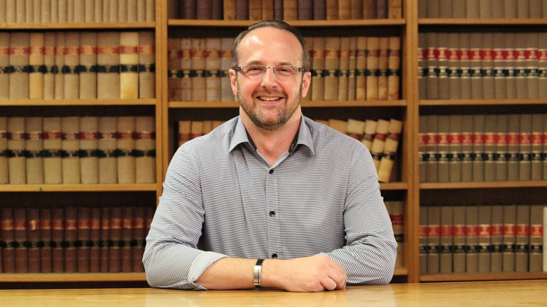 New Director for the Charles Sturt Centre for Law and Justice