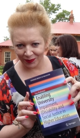Prof Tara B Enabling University