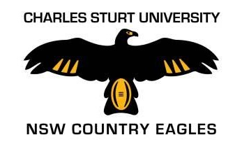 CSU Country Eagles logo 2015