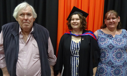 The Small family, three generations of Bathurst business graduates