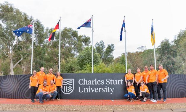 Charles Sturt University reveals bold new brand