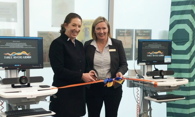 New community allied health centre and telehealth service at Charles Sturt