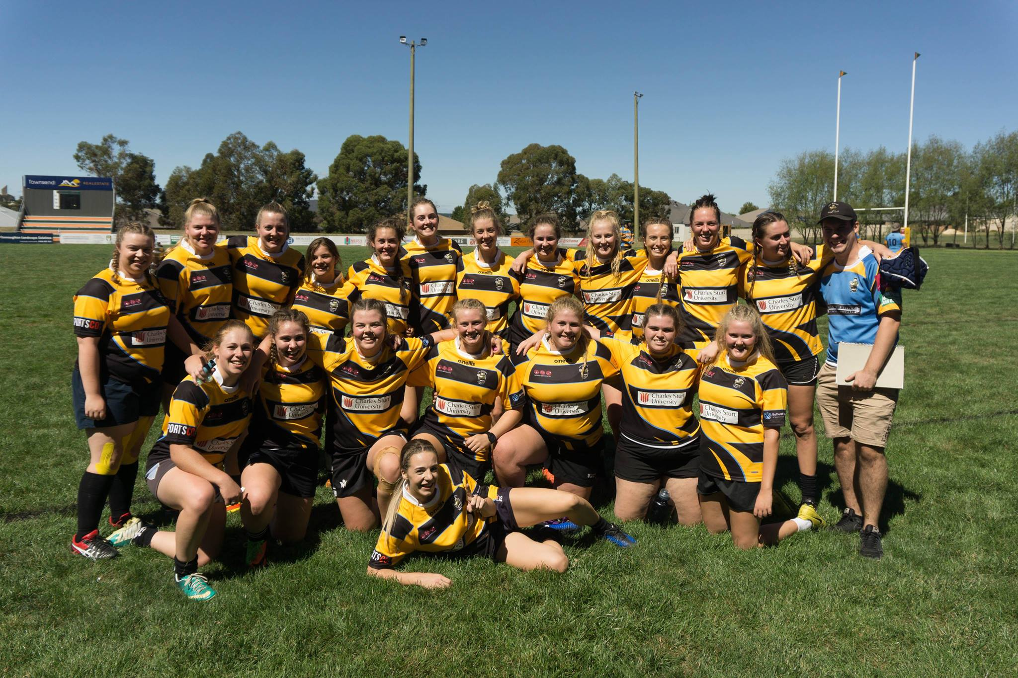 CSU Mitchell Rugby Club -  Womens Rugby Scholarship fund