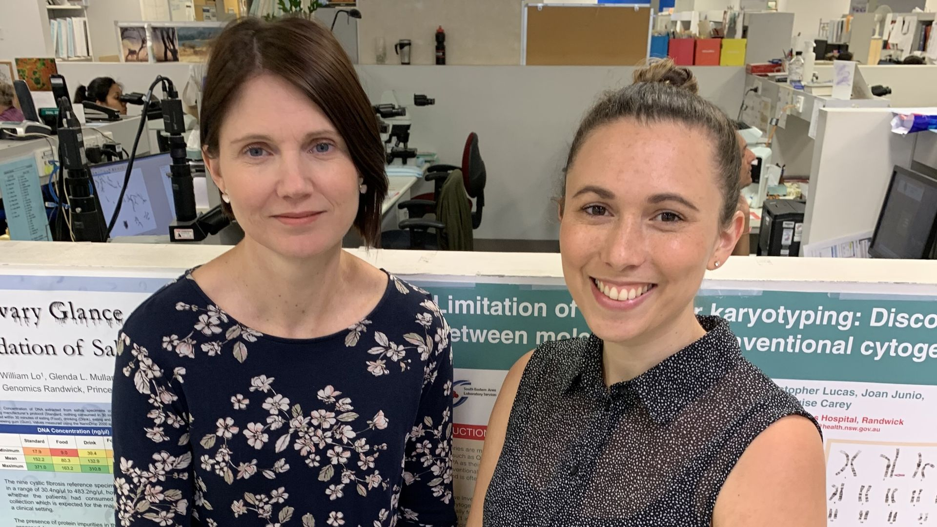 Charles Sturt alumna mentors recent graduate and offers first full-time scientist role