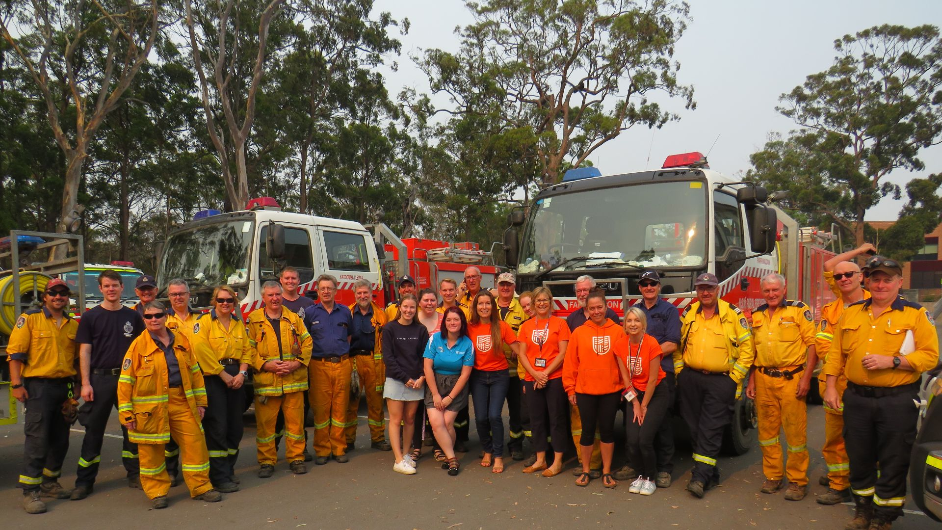 Charles Sturt creates new scholarship fund to help students impacted by bushfires
