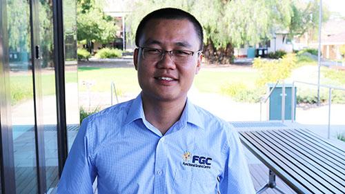 Dr Wei Zou