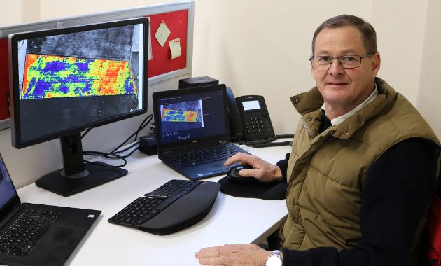 Workshop puts the spotlight on geoscience and precision agriculture