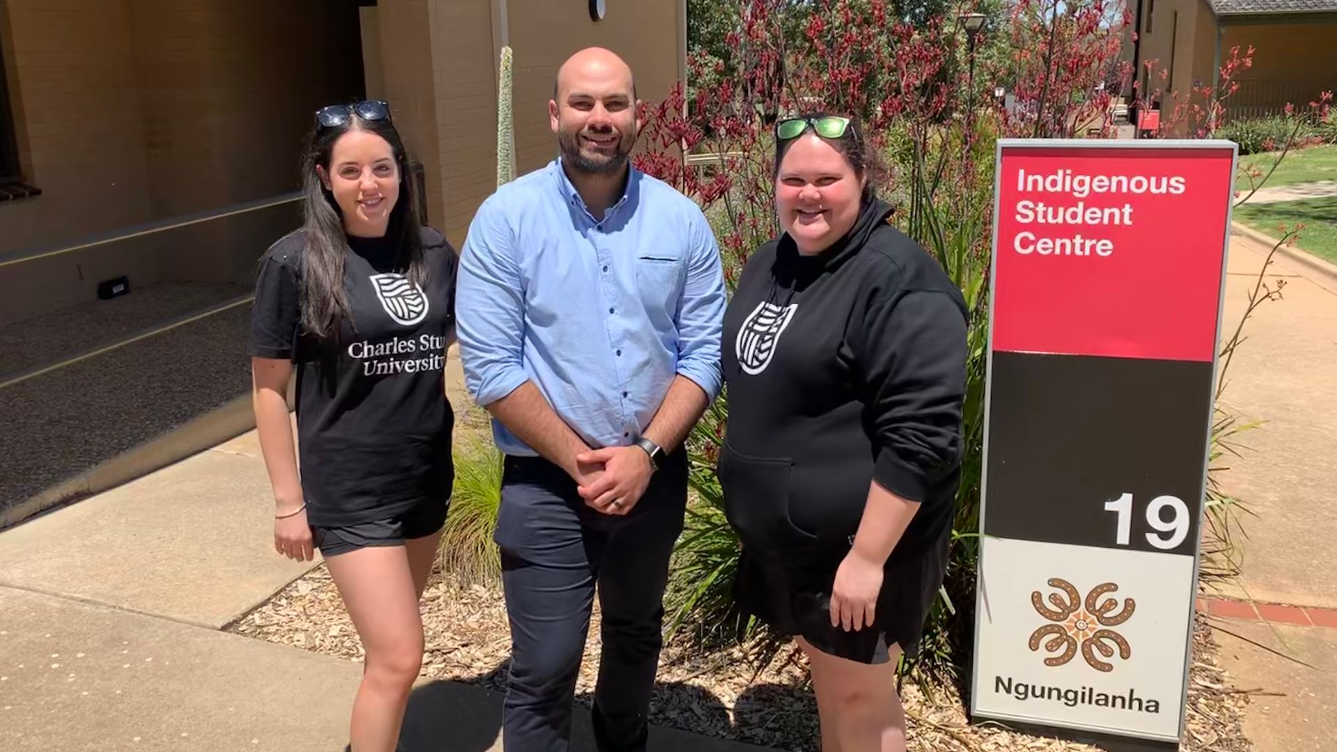Prospective students get a taste of university life with Charles Sturt's Indigenous Access Program