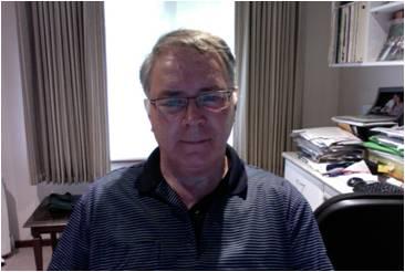 Portrait of Barry Archibald