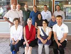 Myanmar workshop participants