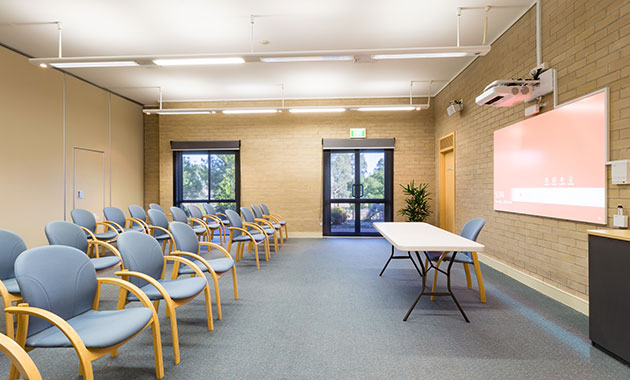 Casual Rooms / Classrooms and Lecture Theatres