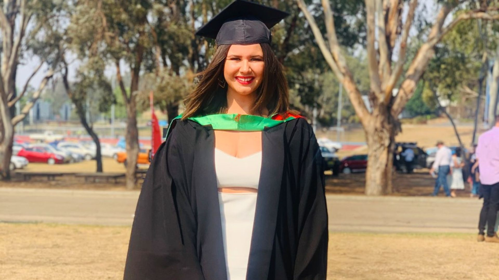 Fourth sibling graduates from Charles Sturt in Bathurst