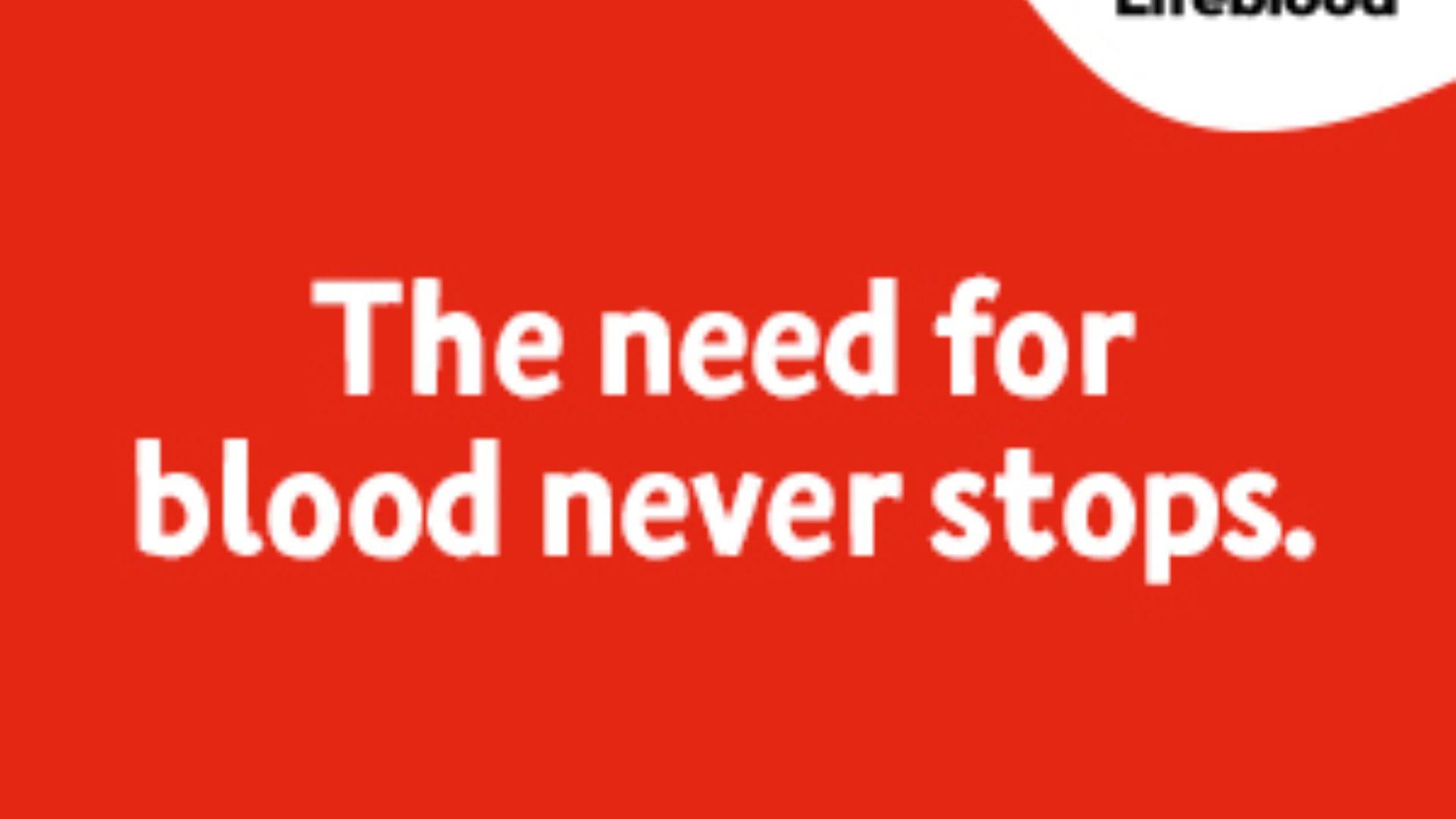 Charles Sturt meets challenge of blood donation despite COVID-19