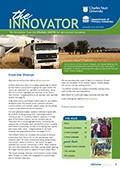 the Innovator - Summer 2014-2015